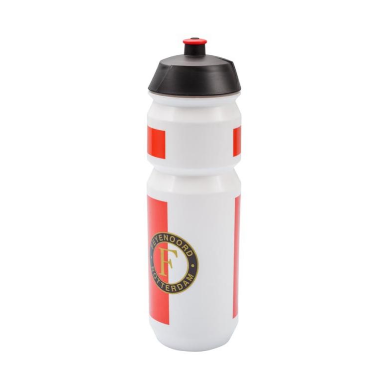 Bidon Feyenoord Wit/rood 750cc