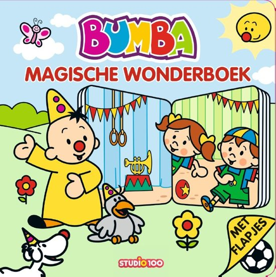 Boek Bumba Het Magische Boek (BOEK340713)