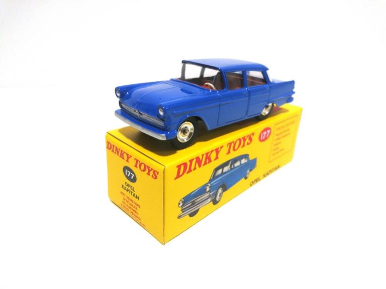 DINKY TOYS Opel KAPITAN (1:43)  DINKY TOYS (DINKY39)