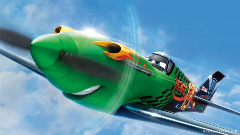 Character Planes Ripslinger DISNEY
