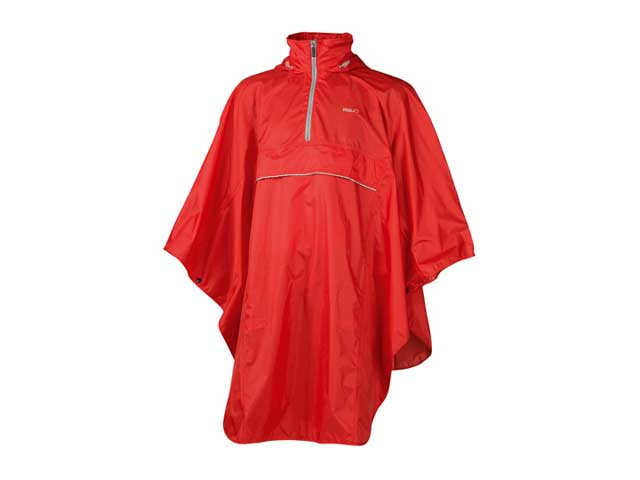 REGENJAS TRACK PONCHO ROOD ONE SIZE