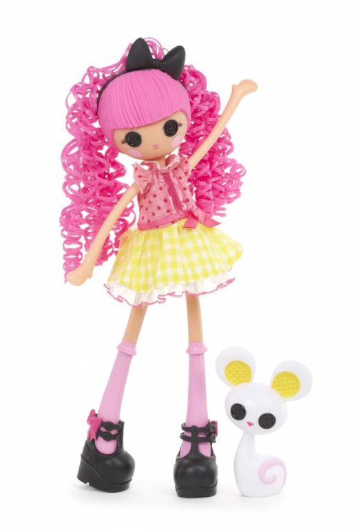 Pop Lalaloopsy Girls Crumbs Sugar