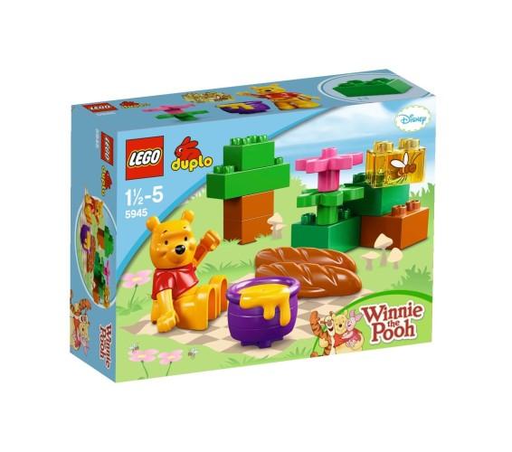 Winnie´s Picknick Duplo Lego 5945