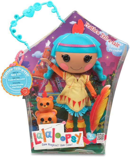 Pop Lalaloopsy Feather Tell-a-Tale