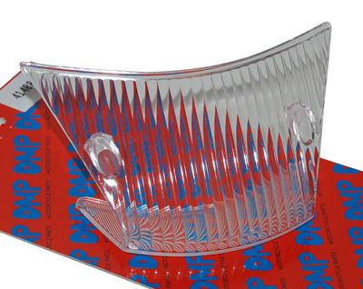 Achterlichtglas Zip2000 wit DMP