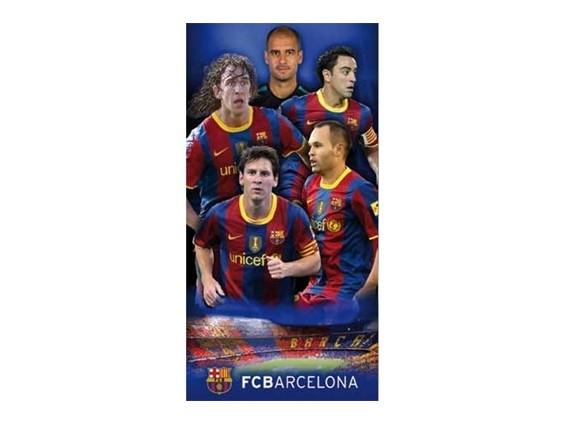 Badlaken Barcelona Spelers (1)