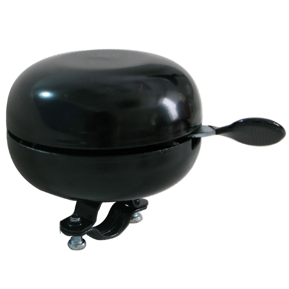 NV bel Ding Dong 80mm zwart