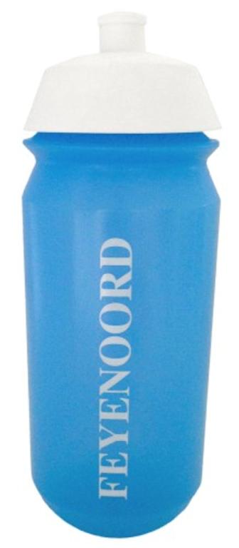 Bidon Feyenoord Blauw 500ML
