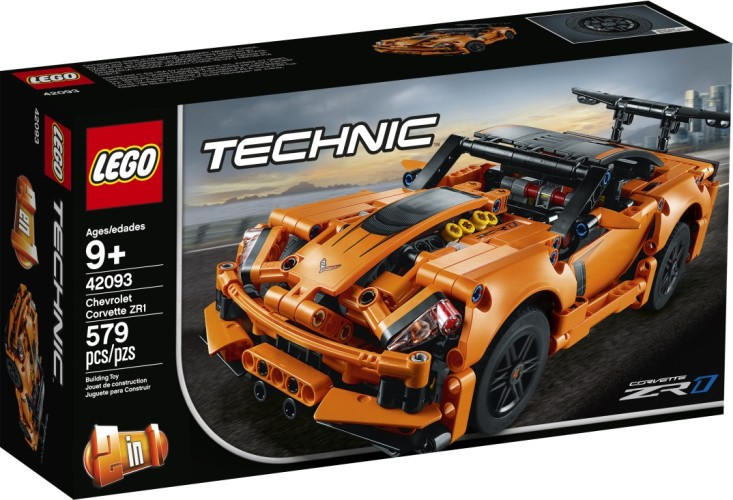 Chevrolet Corvette ZR1 Lego (42093)