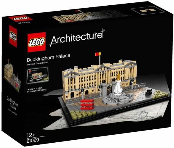 Buckingham Palace Lego (21029)NIEUW!