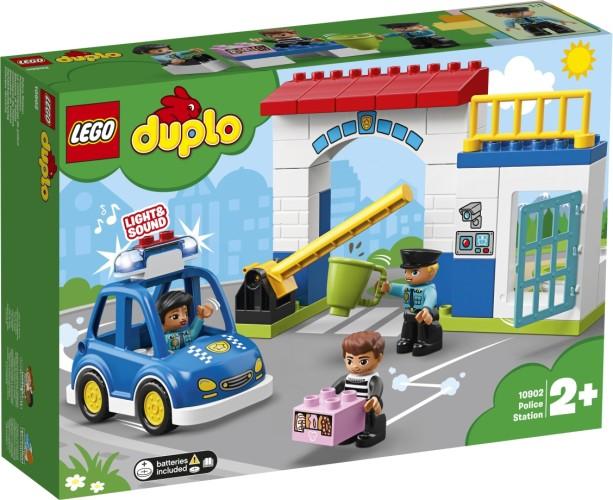 Politiebureau Lego Duplo (10902)