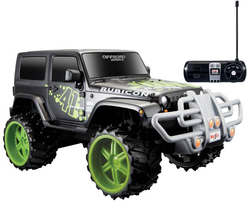 JEEP WRANGLER OFF-ROAD(1:16)