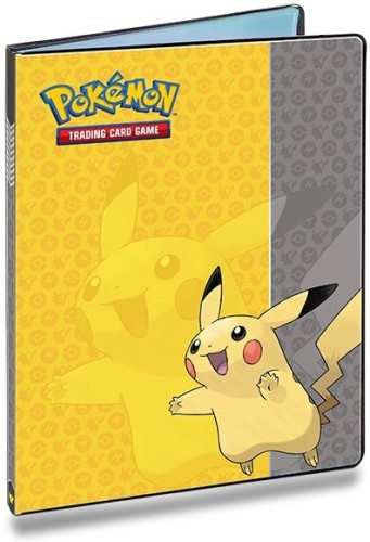 Pokemon verzamelmap 9-pocket Pikachu (E84554-P)