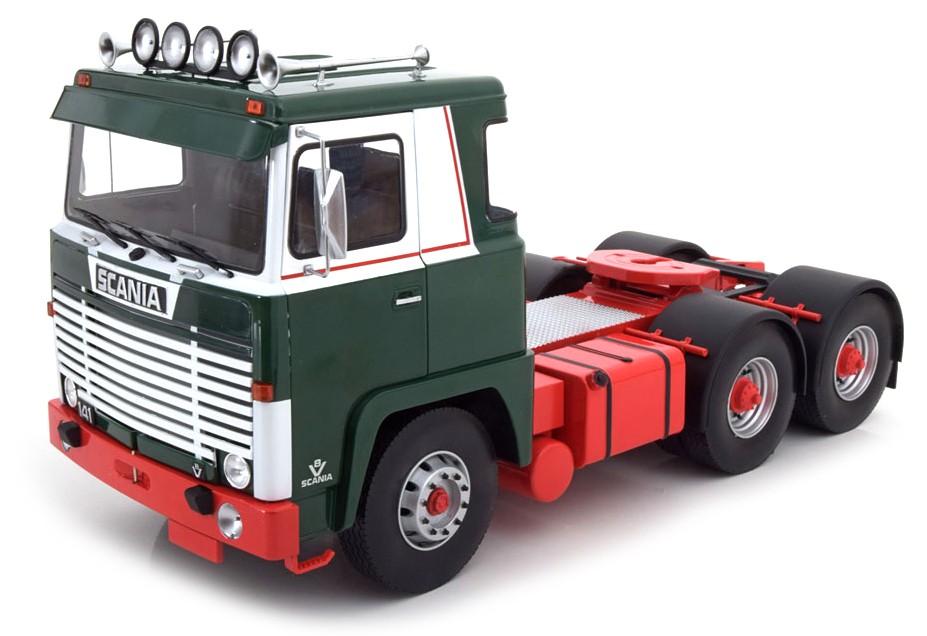 Scania LBT 141 1976 (1:18) ROAD KINGS