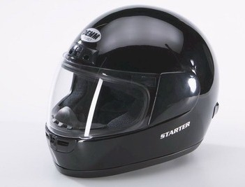 HELM DEMM STARTER XL BLACK