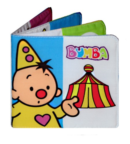 Knisperboek Bumba Circus (BOEK340801)