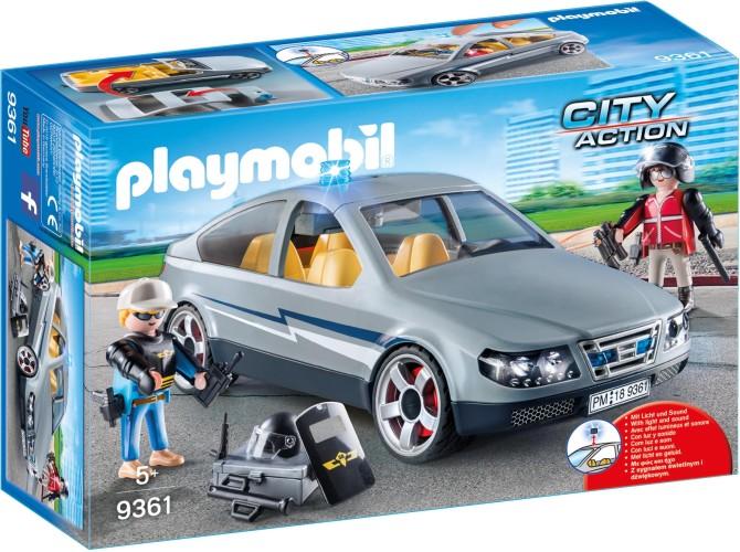 SIE-anonieme Wagen Playmobil (9361)