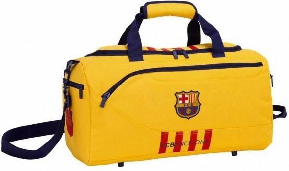 Sporttas Barcelona Geel 50x25x28 cm