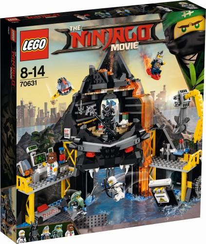 Garmadon`s vulkaanbasis Lego (70631)