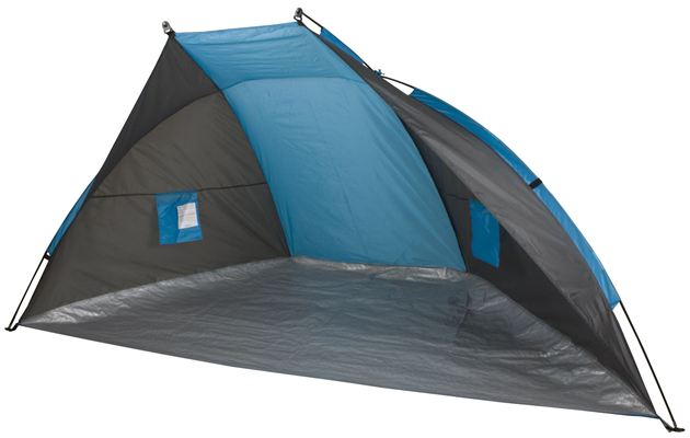 Shelter Tent Easy-up Systeem Blauw/Grijs