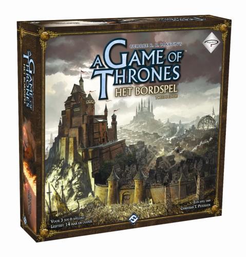 Game of Thrones Tweede Editie NL (FFVA65)