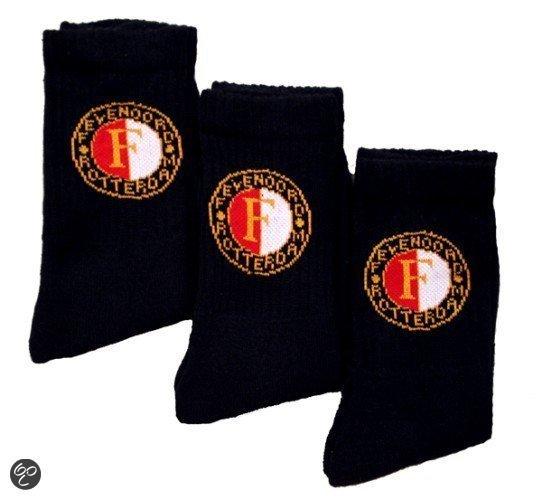 Sokken Feyenoord Classic Logo 3-Pack 35/38