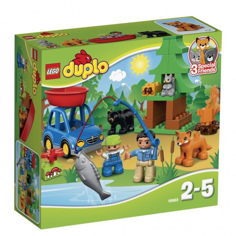 Bos Vistochtje Lego Duplo 10583