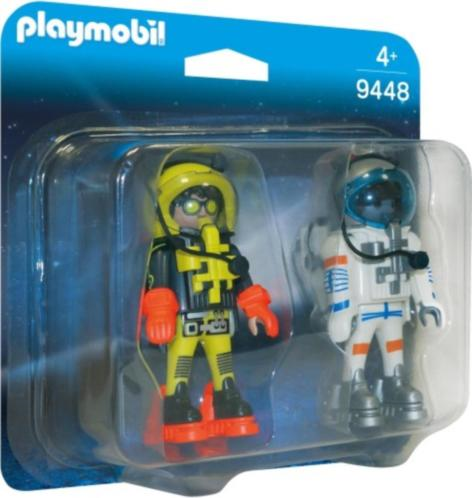 DuoPack Ruimtereizigers Playmobil (9448)