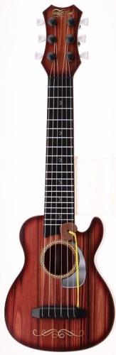Gitaar JohnToy 45 cm met 6 metalen snaren (29550)