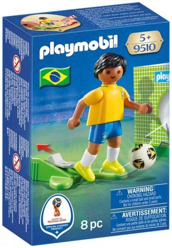 Voetballer Brazilie (9510)
