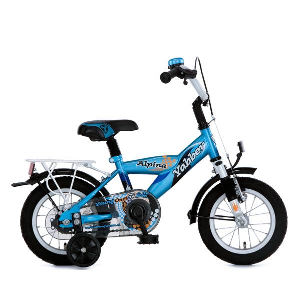 AlpINA fiets YabBER 12 J rn blauw