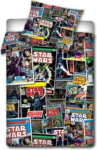 Dekbed Lego Star Wars Comics 140x200CM