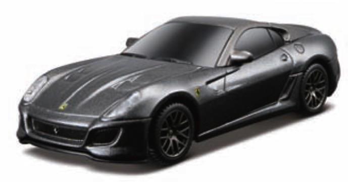 FERRARI 599 GTO RACE & PLAY (1:43)