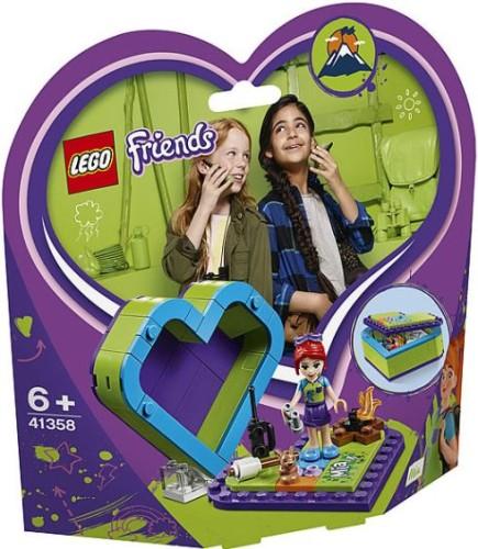 Mia`s Hartvormige doos Lego (41358)