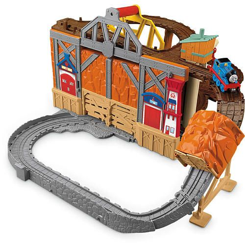 Thomas Friends Speelset Uitvouwbaar Thomas Misty Island (SPEE610200)