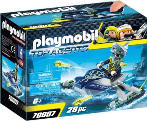 Team Raketscooter SHARK Playmobil (70007)