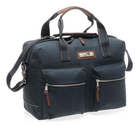 TAS NEW LOOXS UTAH CANVAS BLAUW
