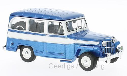 Jeep WILLYS STATION WAGON 1960(1:43) (IXO)
