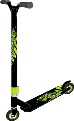 Step Stunt Scooter Mat Lime