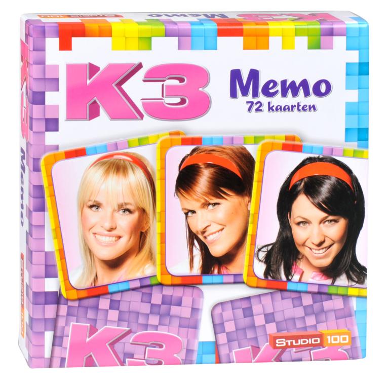 Memospel K3 Triple