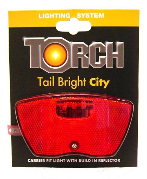 ACHTERLICHT TORCH 4027 LED BATT 80MM