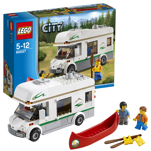 Camper Lego 60057