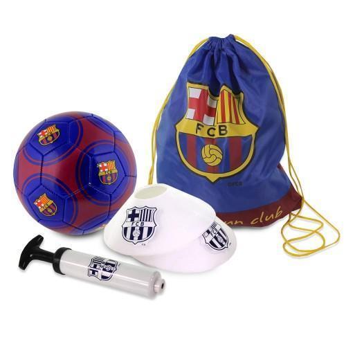 Voetbalset Barcelona 7-delig