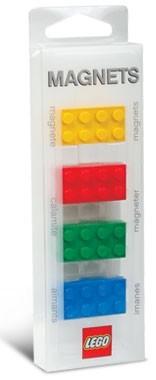 Lego Magneten 4-Pack