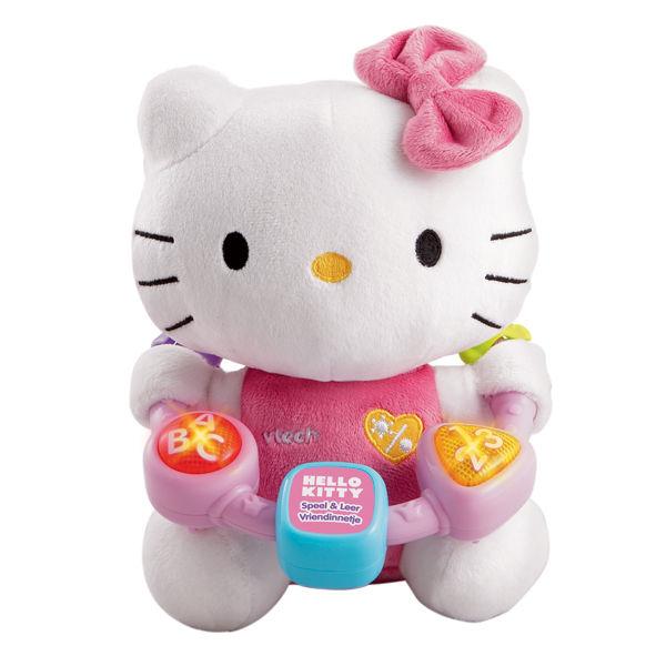 Rammelaar Pluche Hello Kitty Vtech