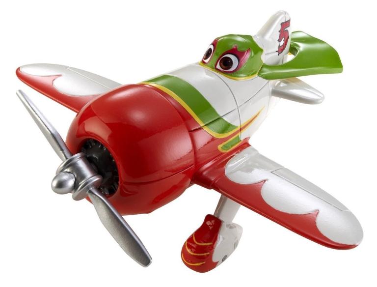 Mattel Character Planes El Chup