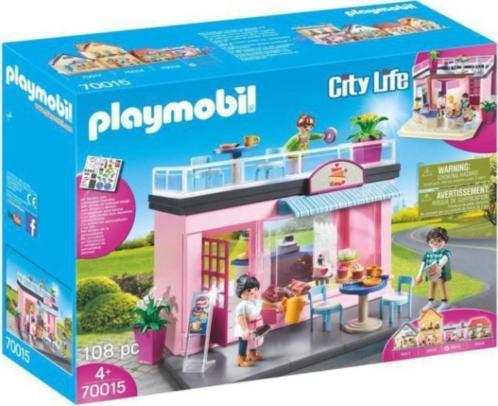 Mijn koffiehuis Playmobil (70015)