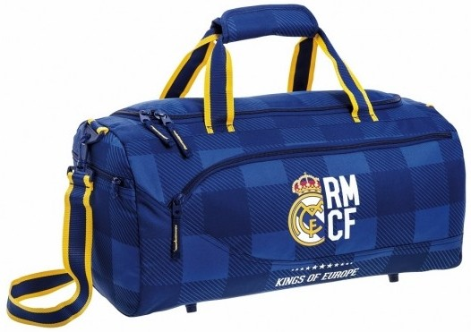 Sporttas Real Madrid Blauw 50x25x25