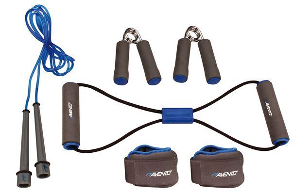 Avento Fitness Set 6-delig Avento Kobalt