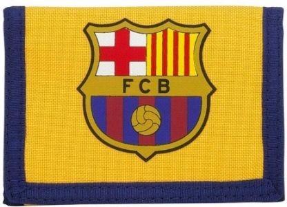 Portemonnee Barcelona Geel 12.5 x 9CM